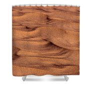 Dune Patterns - 248 Shower Curtain by Paul W Faust -  Impressions of Light