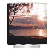 Dunk Island Australia Shower Curtain by Jerome Stumphauzer