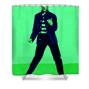 Elvis is In The House 20130215p91 Shower Curtain by Wingsdomain Art and Photography