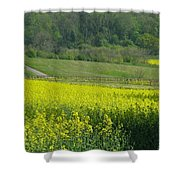 English Countryside Shower Curtain by Ann Horn