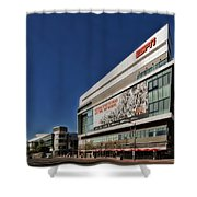 ESPN Los Angeles Shower Curtain by Mountain Dreams