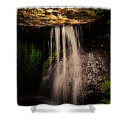 Fairy Falls Shower Curtain by Loriental Photography