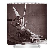 Faith Shower Curtain by Joe Schofield