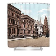 Fifth Avenue Shower Curtain by Unknown