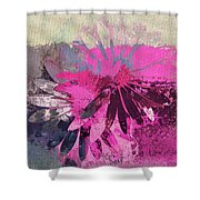 Floral Fiesta - S31at01b Shower Curtain by Variance Collections