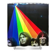 'floyd' Shower Curtain by Christian Chapman Art