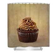 For The Chocolate Lover Shower Curtain by Kim Hojnacki