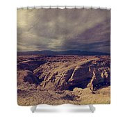 For You I Will Shower Curtain by Laurie Search