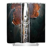 Ford 11 Shower Curtain by Amanda Stadther