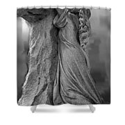 Forgiven Shower Curtain by Randy Pollard