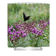 Freedom By Jrr Shower Curtain by First Star Art