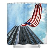 From A Different Perspective Shower Curtain by Rene Triay Photography