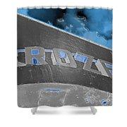 Frozen 1 Shower Curtain by Minnie Lippiatt
