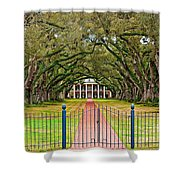 Gateway To The Old South Shower Curtain by Steve Harrington