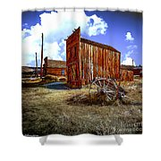 Ghost Towns in the SouthWest Shower Curtain by  Bob and Nadine Johnston