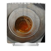 Gone Already Shower Curtain by Paulette B Wright
