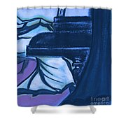 Grand By Jrr  Shower Curtain by First Star Art