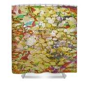 GRAPE ABUNDANCE Shower Curtain by PainterArtist FIN