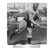 Grover Cleveland Alexander 1915 Shower Curtain by Unknown