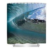 H30 Roll Shower Curtain by Sean Davey