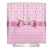 Happy Celebration Shower Curtain by Debra  Miller