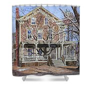 Historic Home Westifled New Jersey Shower Curtain by Anthony Butera