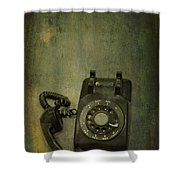 Holding On To Yesterday Shower Curtain by Evelina Kremsdorf