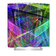 Hope 20130511v2 Shower Curtain by Wingsdomain Art and Photography
