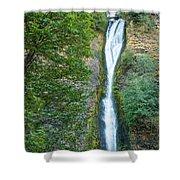 Horsetail Falls Shower Curtain by John Bailey