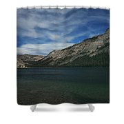 If I Spent Forever Here Shower Curtain by Laurie Search