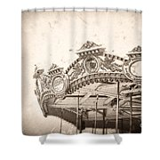 Impossible Dream Shower Curtain by Trish Mistric