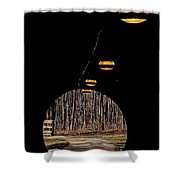 In Deep Thought Shower Curtain by Frozen in Time Fine Art Photography
