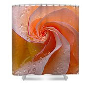 Innocent Beauty Shower Curtain by Juergen Roth