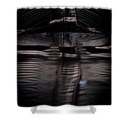 Interesting Shower Curtain by Paul Job