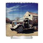 It's All About Love Shower Curtain by Laurie Search