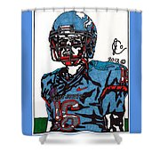Joe Southwick Shower Curtain by Jeremiah Colley