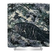 Katherines Soul Shower Curtain by Feile Case