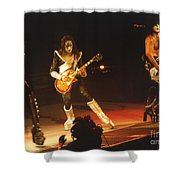 Kiss-b33a Shower Curtain by Gary Gingrich Galleries
