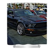 Kitt 2008 Shower Curtain by Tommy Anderson