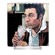 Kramer Shower Curtain by Tom Roderick