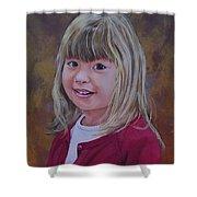 Kyra Shower Curtain by Sharon Duguay