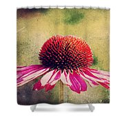 Last Summer Feeling Shower Curtain by Angela Doelling AD DESIGN Photo and PhotoArt