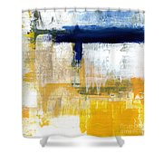 Light Of Day 2 Shower Curtain by Linda Woods