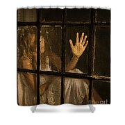 Lost Dreams.. Shower Curtain by Nina Stavlund