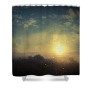 Lovelorn Shower Curtain by Taylan Soyturk