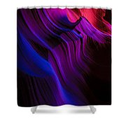Luminary Peace Shower Curtain by Chad Dutson