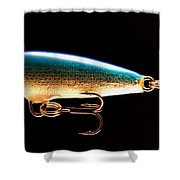 Lured 2 Shower Curtain by Cheryl Young