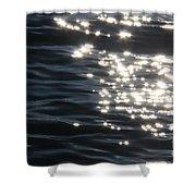 Make a wish Shower Curtain by Jolanta Anna Karolska