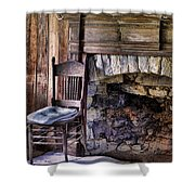 Memories Shower Curtain by Heather Applegate
