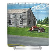 Memories... Shower Curtain by Norm Starks